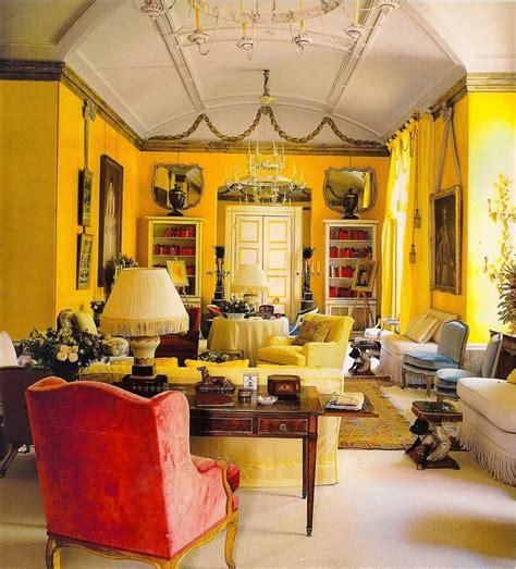 nancy lancaster s yellow drawing room daniella on design