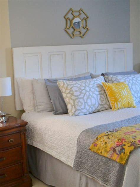 fabriquer une tête de lit en bois 2208 les 25 meilleures id 233 es concernant t 234 tes de lit 192