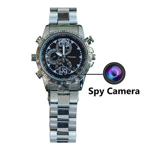 hidden cam video spy cam watch with video recording 16gb hd hidden camera