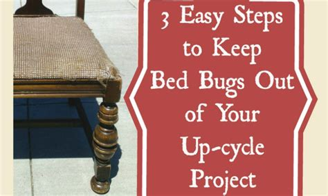 how to keep spiders out of your bed 3 easy steps to keep bed bugs out of your up cycle project