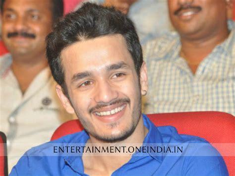 actor nagarjuna son akhil akkineni nagarjuna s son akhil confirms his acting debut