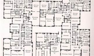 Blueprint House Plans The White House Floor Plan
