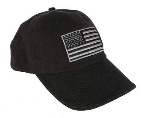 all black tactical gear la gear tactical usa flag hats black