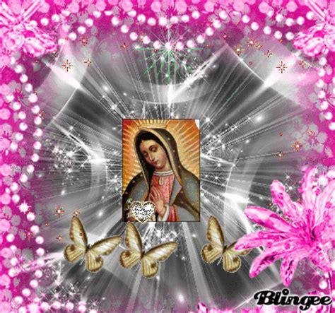imágenes góticas en movimiento gracias virgen de guadalupe por cubrir a mexico con tu