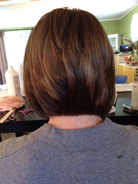 inverted bob  layers hair pinterest bob