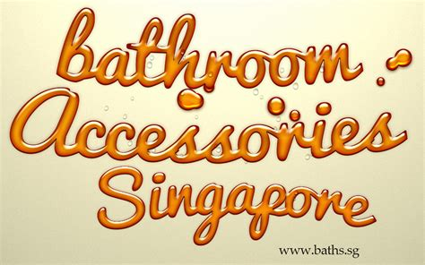 bathroom accessories singapore singapore bathroom accessories variety of shapes