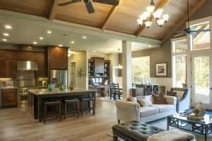 Open Great Room Floor Plans Choosing A House Plan