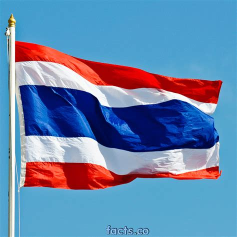 Find In Thailand Image Gallery Thailand Flag