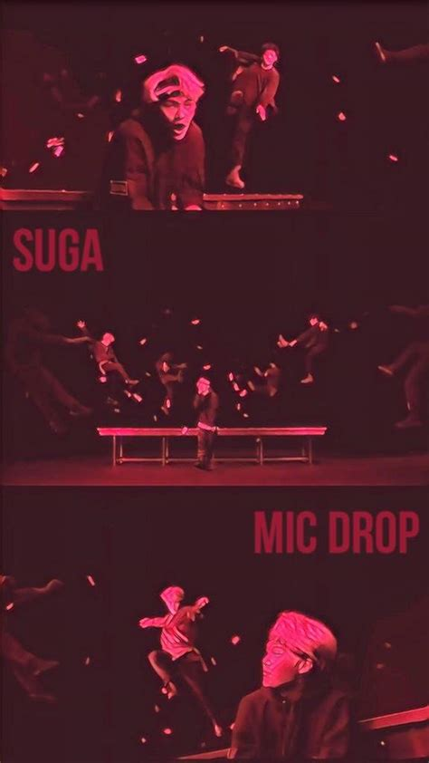wallpaper bts mic drop bts mic drop wallpaper edits army s amino