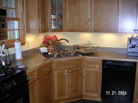 Kitchen Cabinets Corner Sink Hammered Copper Bowl Drop In Corner Sink Kitchen Corner Sink Kitchen With Attractive