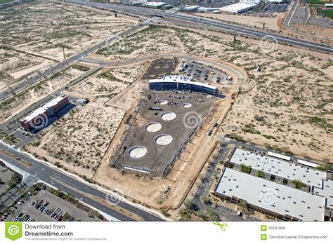 construction  top golf  scottsdale stock image image