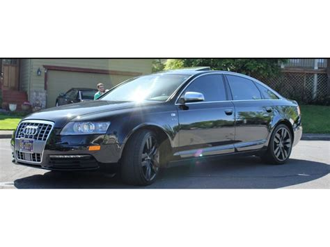 2008 Audi S6 For Sale by 2008 Audi S6 For Sale By Owner In Portland Or 97299