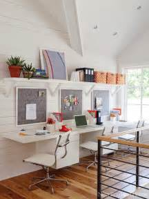 office loft ideas floating desk contemporary den library office new