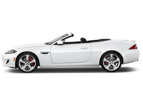 jaguar 2 door convertible image 2014 jaguar xk 2 door convertible xkr side exterior