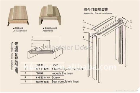 Bathroom door(MDF PVC Door) FD 6106 FD (China Manufacturer) Other Doors Door Products