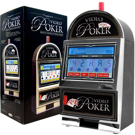 bar top games touch screen poker supplies and products