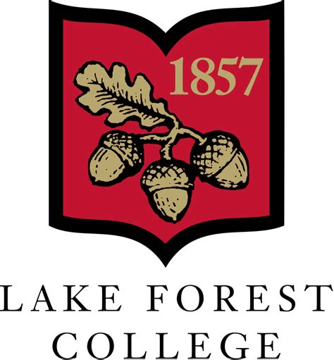 College Of Lake Forest Mba by File Lake Forest College Logo Svg