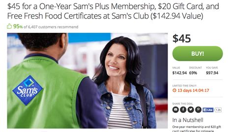 Does Sam S Club Sell Visa Gift Cards - hot sam s club plus membership deal just 25 after cashback money