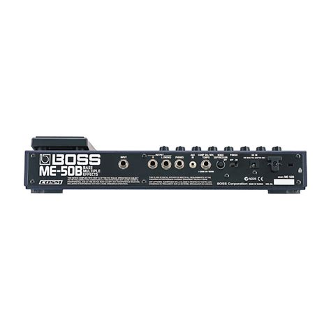 Unit Me 50 B Bass me 50b bass effects pedal with cosm reverb