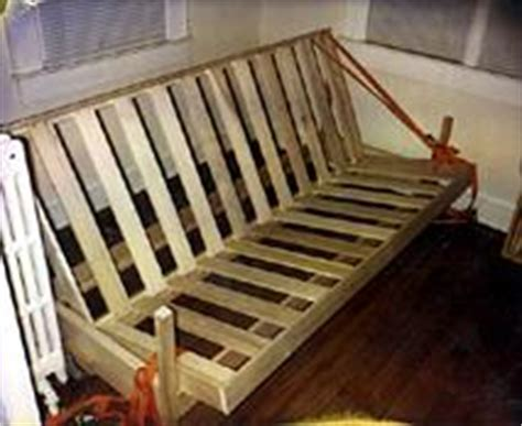 Futon Bed Frame Plans by Plans To Build How To Build A Futon Bed Pdf Plans
