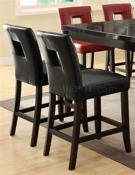 coaster counter height table and chairs 103628 counter height dining table by coaster w optional