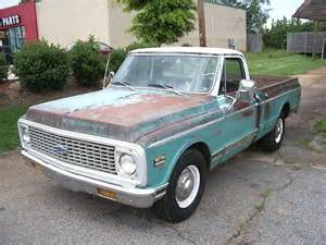 sell used 1972 chevrolet cheyenne 20 camper special all