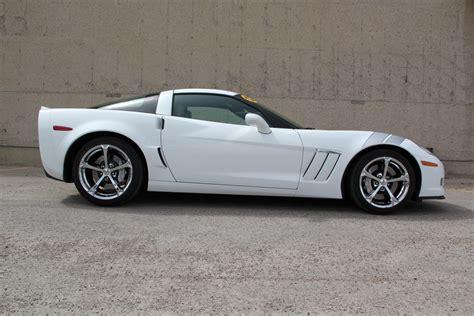2012 chevrolet corvette grand sport coupe 3lt npp