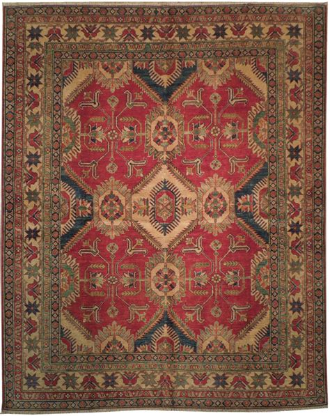 7x9 Area Rug original 7x9 wool rug traditional knotted carpet ebay