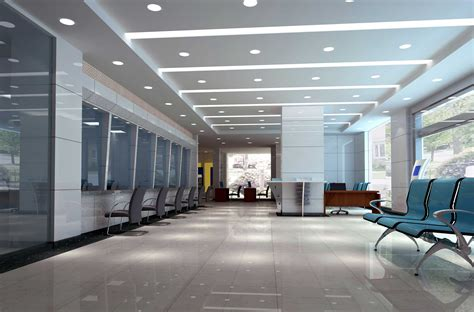 Lu Downlight Interior reducing your carbon footprint with commercial led