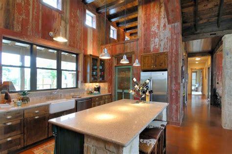 High Ridge Ranch   Eclectic   Kitchen   austin   by