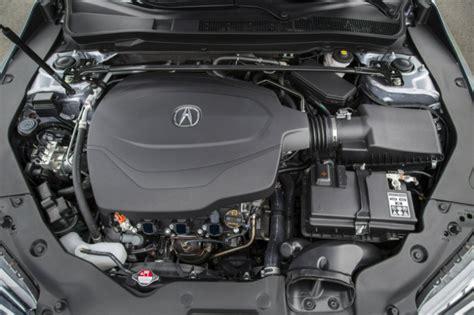 2017 acura tlx rumors changes engine design interior exterior