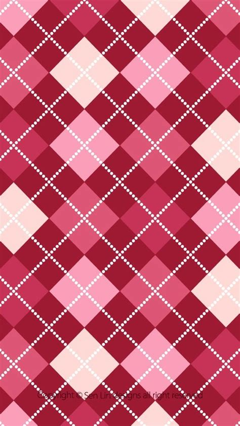 pink plaid pattern iphone wallpapers iphone 5 s 4 s 3g 506 best plaid images on pinterest chess plaid and