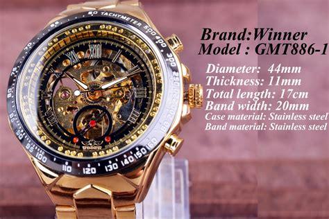 Jam Tangan Pria Sport Elegan Mewah Bvlgari Otomatis 18 T1310 10 pemenang nomor olahraga desain panel keemasan atas merek jam tangan pria mewah jam otomatis