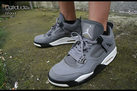 Air 4 Cool Grey On by Air 4 Cool Grey Flickr Photo