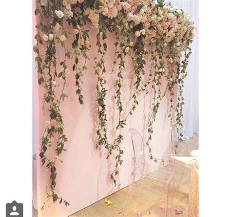 Wedding Banquet Backdrop by 151 Best Hanging Flowers Backdrops Images On