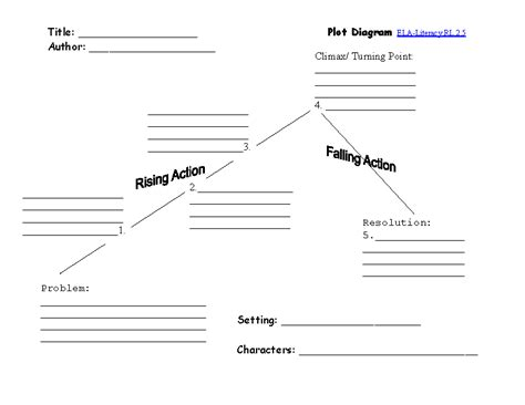 story structure worksheets 2nd grade common reading literature worksheets