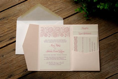 wedding invitation pocket folds uk wedding pocket invitations uk mini bridal