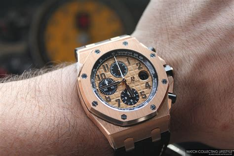Scuderia Rubber Gold experience f430 scuderia and the audemars piguet