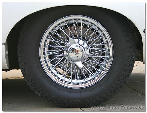 Car Wheel Types by Simon Cars Jaguar E Type