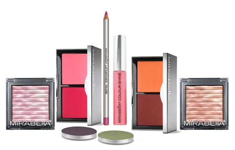 Makeup Mirabella mineral makeup brand mirabella launches diy on summer looks for business