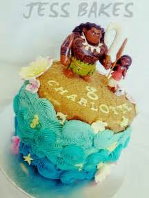 moana cake jess bakes