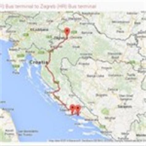 drive zagreb to split split zagreb bus travelling from split to zagreb in croatia