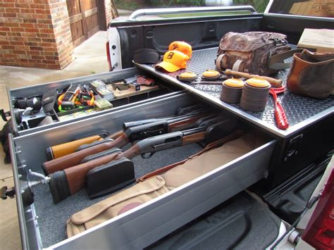truck bed organizer diy diy car vault truck bed drawers on pinterest trucks