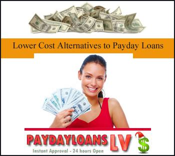 Alternative To Payday Loans by Lower Cost Alternatives To Payday Loans Alternatives For Getting