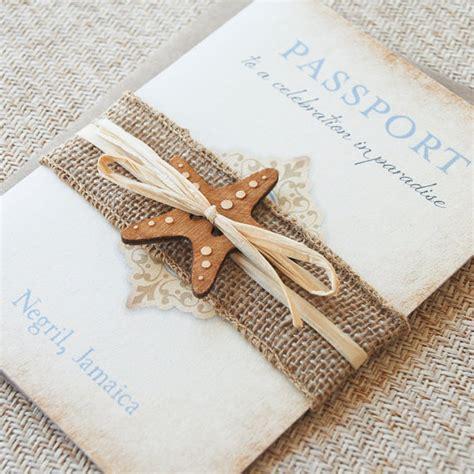 invitation design etsy vintage passport wedding invitation jamaica design fee