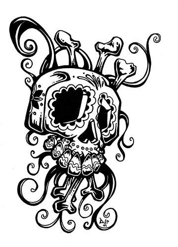 cartoon skull tattoo designs ism just another weblog