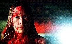 stephen king carrie movie sissy my gifs movies horror my posts gif1 stephen king carrie