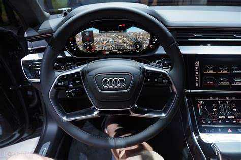 Audi A8 Innenraum by Hellasnewskarlsruhe De Auto Motor Sport