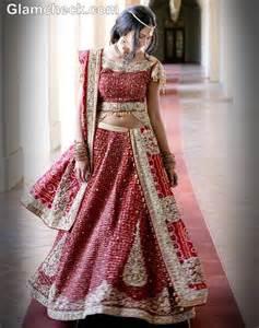 How To Drape Lehenga Dupatta Karva Chauth Dressing Tips