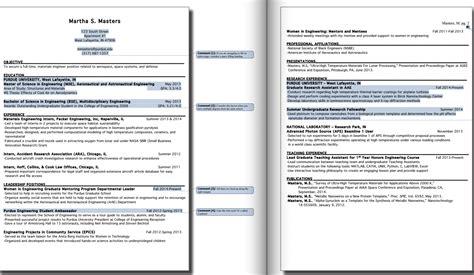 resume template purdue purdue cco resume resume ideas